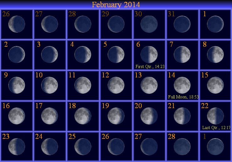 red moon phase calendar 2018 - photo #28