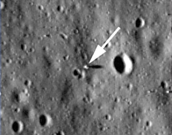 apollo 11 landing site earth - photo #15