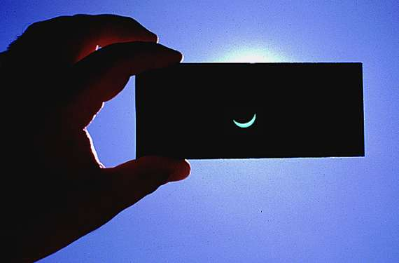 Green Ring Camera Eclipse