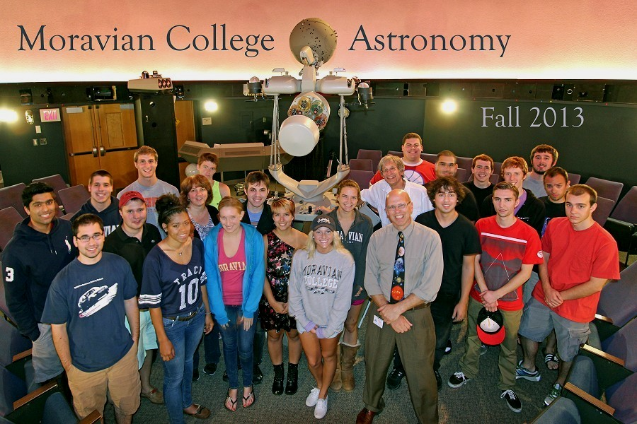Moravian College Astronomy Classes