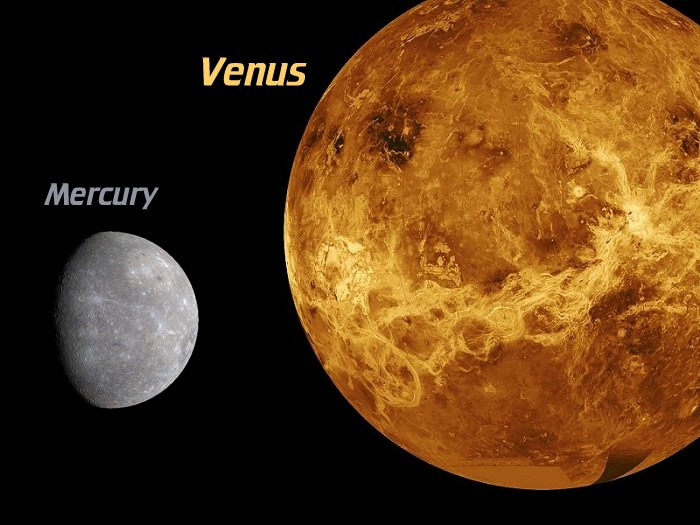 venus moons and their names - photo #13